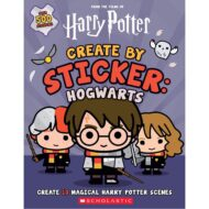 Harry Potter Create By Sticker: Hogwarts