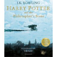 Harry Potter & The Philosophers Stone Illustrated paperback