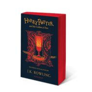 Harry Potter and the Goblet of Fire (Gryffindor ed.)