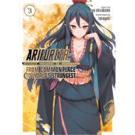 Arifureta Light Novel 03