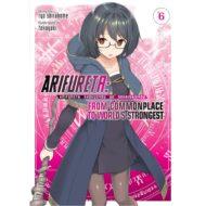 Arifureta Light Novel 06