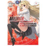 Arifureta Light Novel 07