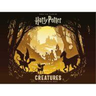 Harry Potter Creatures – paper scene book
