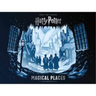 Harry Potter Magical Places paper scene book