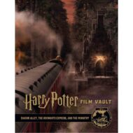 Harry Potter Film Vault 2, Diagon Alley, The Hogwarts Ex.