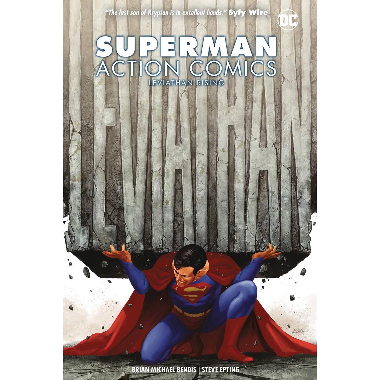 Superman Action Comics Vol 02 Leviathan Rising