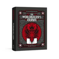 Dungeons and Dragons The Worldbuilders Journal