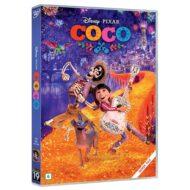 Coco með íslensku tali DVD