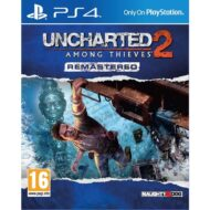 Uncharted Among Thieves PS4