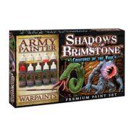Shadows over Brimstone Creatures of the Void Málningarsett