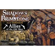 Shadows over Brimstone Old West Allies viðbót
