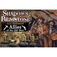 Shadows over Brimstone Old West Allies viðbót