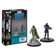 Marvel Crisis Vision & Winter Soldier
