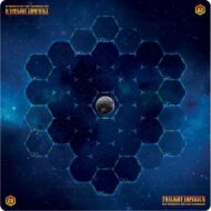 Twilight Imperium 4th Galactic Gamemat