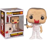 Silence of Lambs Hannibal Bloody Vinyl Figure