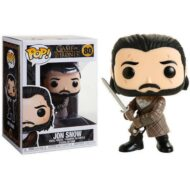 Game of Thrones Jon Snow Season 8 Pop! Vinyl Figure