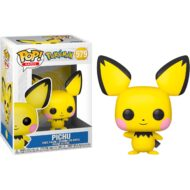 Pokemon Pichu Pop! Vinyl Figure