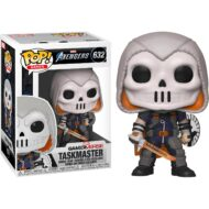 Marvels Avengers Game Taskmaster Pop! Vinyl Figure