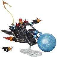 Marvel Legends Cosmic Ghost Rider Action Figure with Vehicle