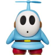 World of Nintendo – Light-Blue Shy Guy 4-Inch Action Figure