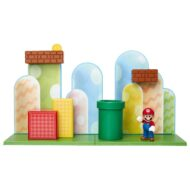 World of Nintendo – Acorn Plains  2 1/2-Inch Playset