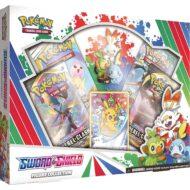 Pokemon Sword & Shield Figure Box