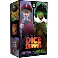 Dice Throne Season 2 – Tactician vs Huntress
