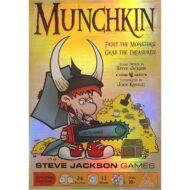Munchkin Foil 1 Basic game FOIL EDITION