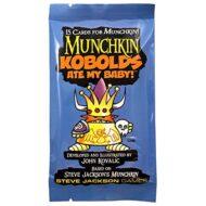 Munchkin Booster Kobolds ate my baby