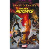 Marvel Legendary New Mutants viðbót.