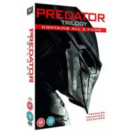 Predator Trilogy DVD