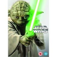 Star Wars The Prequel Trilogy DVD