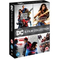DC 5-film Collection DVD