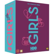 Girls Complete Series DVD