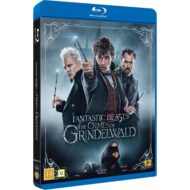 Fantastic Beasts The Crimes of Grindelwald (Blu-ray)