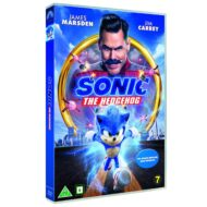 Sonic the Hedgehog DVD