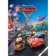 Disney Cars 2 með íslensku tali DVD