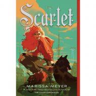 Scarlet ( Lunar Chronicles 2)