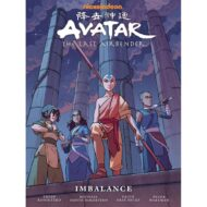 Avatar the Last Airbender Imbalance Library Edition