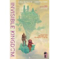 Invisible Kingdom vol 02 Edge of Everything