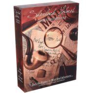 Sherlock Holmes Consulting Detective Jack and West End