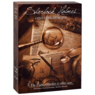 Sherlock Holmes Consulting Detective Thames Murders