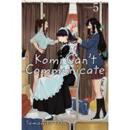 Komi Can't Communicate Gn Vol 05