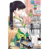 Komi Can't Communicate Vol 06