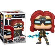 Marvels Avengers Game Black Widow Pop! Vinyl Figure