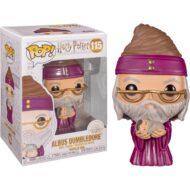 Harry Potter Dumbledore with Baby Harry Pop! Vinyl Figure