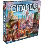 Citadels New edition boardgame