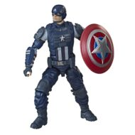 Marvel Legends Avengers Video Game Captain America 6-Inch Action Figure