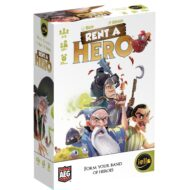 Rent a Hero card game