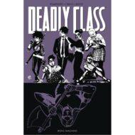 Deadly Class Tp Vol 09 Bone Machine